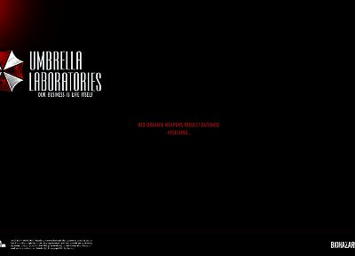 video games, movies, Resident Evil, Umbrella Corp., logos - random desktop wallpaper