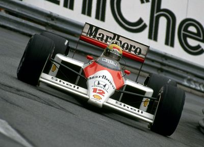Detroit, Formula One, McLaren, 1988 - random desktop wallpaper
