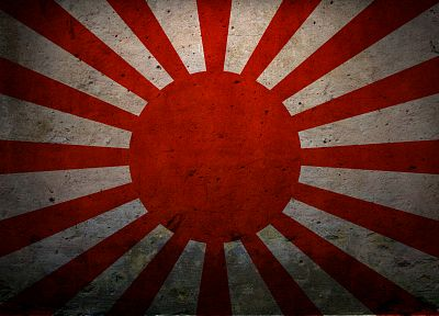 Japan, like nazi flag - random desktop wallpaper