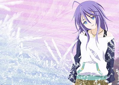 Rosario to Vampire - random desktop wallpaper