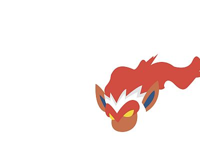 Pokemon, Infernape - random desktop wallpaper