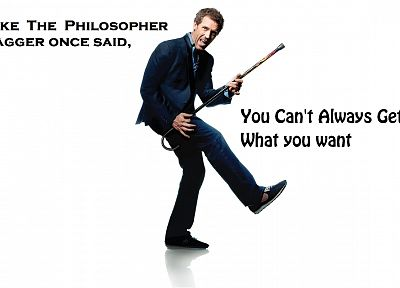 quotes, Gregory House, House M.D. - related desktop wallpaper