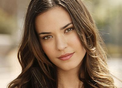 women, Odette Annable, faces - desktop wallpaper
