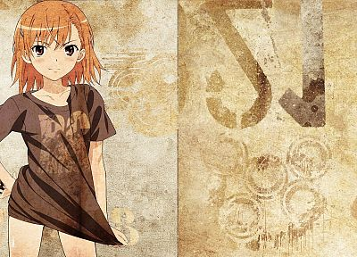 Misaka Mikoto, Toaru Kagaku no Railgun, anime, anime girls, Toaru Majutsu no Index - related desktop wallpaper