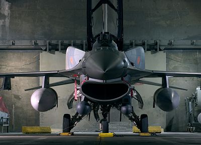 aircraft, F-16 Fighting Falcon - desktop wallpaper