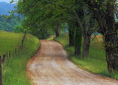 nature, countryside, Country Roads - random desktop wallpaper