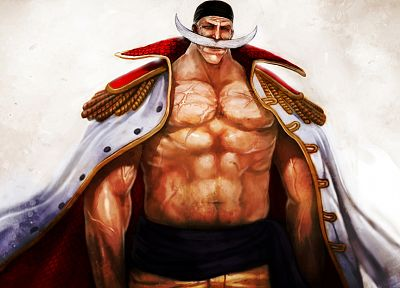 One Piece (anime), Whitebeard - random desktop wallpaper