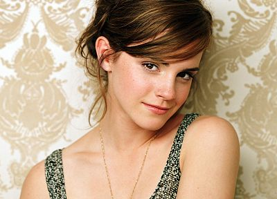 women, Emma Watson, actress, celebrity - desktop wallpaper