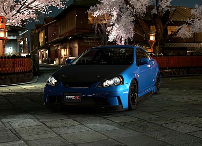 video games, cars, vehicles, Gran Turismo 5, Playstation 3, Honda Integra - random desktop wallpaper