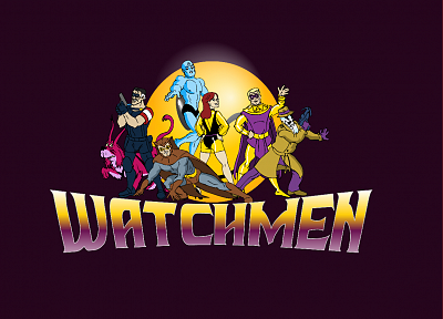 Watchmen - random desktop wallpaper