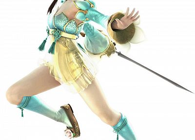 video games, Soul Calibur V, renders - random desktop wallpaper