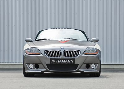 BMW Z4, Hamann, roadster - random desktop wallpaper