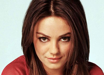 women, Mila Kunis, actress - random desktop wallpaper