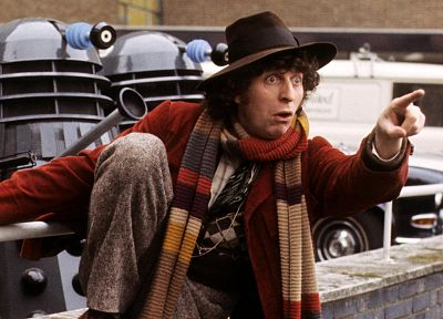 movies, men, Fourth Doctor, Tom Baker, actors, Doctor Who - desktop wallpaper