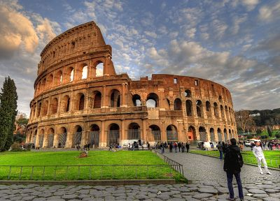 cityscapes, Rome, Italy - random desktop wallpaper