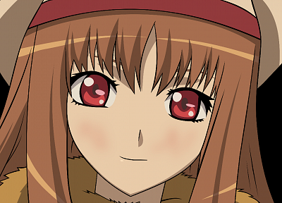 Spice and Wolf, transparent, Holo The Wise Wolf, anime vectors - random desktop wallpaper