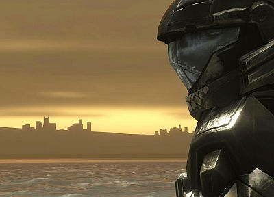 video games, Halo, Halo ODST - random desktop wallpaper