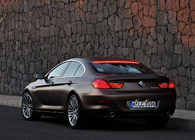 BMW, cars, BMW 640 i - random desktop wallpaper