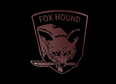 Metal Gear, video games, Metal Gear Solid, Fox Hound - desktop wallpaper