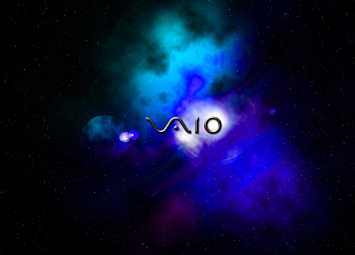 Sony VAIO - random desktop wallpaper