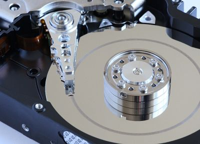 hard disk drive - random desktop wallpaper