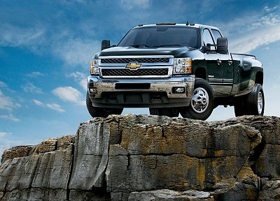 Chevrolet, vehicles, pickup trucks - random desktop wallpaper