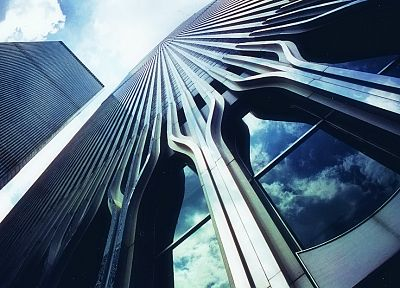 architecture, World Trade Center, skyscrapers - related desktop wallpaper