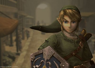 Link, The Legend of Zelda: Twilight Princess - random desktop wallpaper