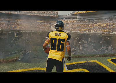 movies, explosions, soccer, stadium, Batman The Dark Knight Rises - random desktop wallpaper