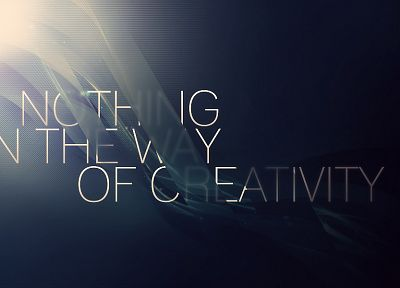 abstract, typography, slogan, creativity - random desktop wallpaper