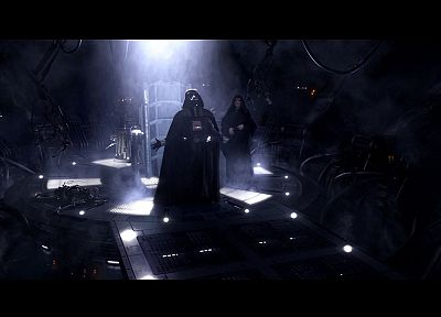 Star Wars, Darth Vader, screenshots - desktop wallpaper
