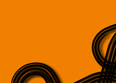 orange - desktop wallpaper