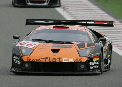 cars, Lamborghini, race tracks, italian cars - desktop wallpaper