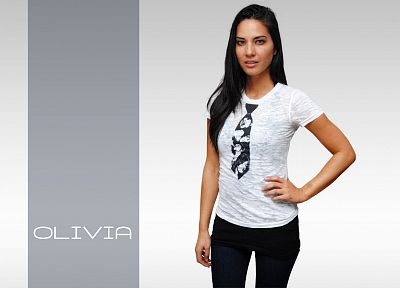 women, Olivia Munn - random desktop wallpaper