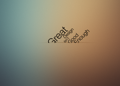 design, typography - random desktop wallpaper