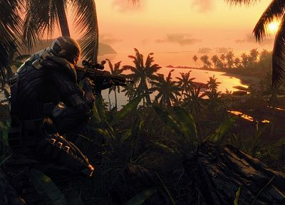 Crysis - random desktop wallpaper