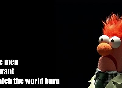 Beaker - random desktop wallpaper