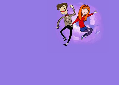doctor, Adventure Time, Amy Pond, Doctor Who - desktop wallpaper