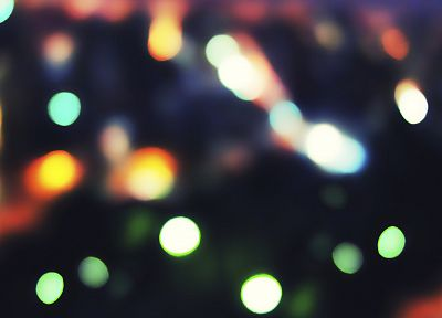 abstract, bokeh, gaussian blur, blurred - related desktop wallpaper