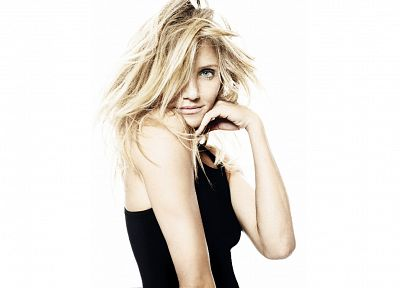 blondes, women, actress, celebrity, Cameron Diaz - random desktop wallpaper