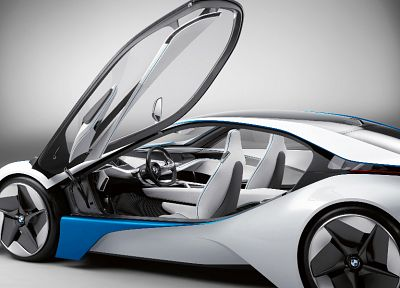 BMW, cars, BMW Vision - random desktop wallpaper