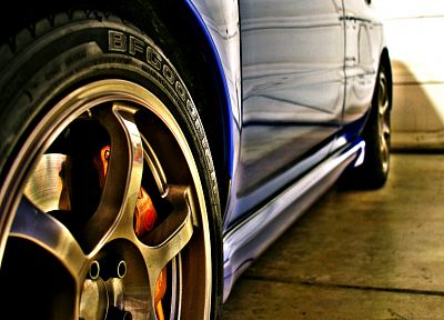 cars, HDR photography, wheels - desktop wallpaper