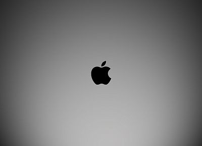 minimalistic, Apple Inc., Macintosh, logos - desktop wallpaper