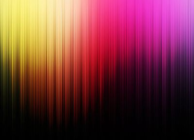 abstract, multicolor, rainbows, color spectrum - random desktop wallpaper