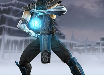 Sub-Zero - random desktop wallpaper