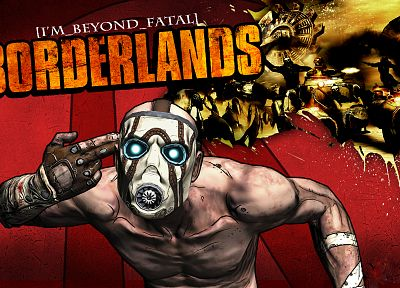 video games, Borderlands - desktop wallpaper