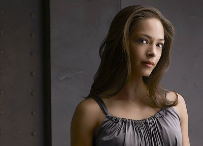 women, actress, Kristin Kreuk, Smallville - random desktop wallpaper