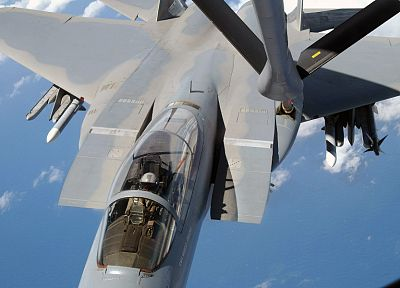 airplanes, fuel injection system, F15 Eagle - random desktop wallpaper
