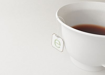 white, tea, cups - random desktop wallpaper