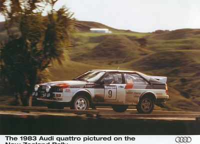 rally, New Zealand, racing, WRC, Audi Quattro, races, rally cars, World Rally Championship, racing cars, Group B rally, rally car - random desktop wallpaper